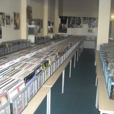 VINYL RECORD STORE IN NOTTINGHAM