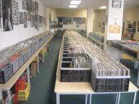 RECORD SHOP IN NOTTINGHAM